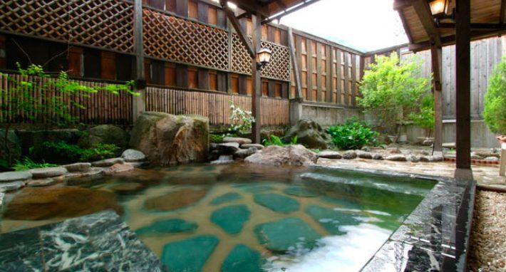 フジロック温泉