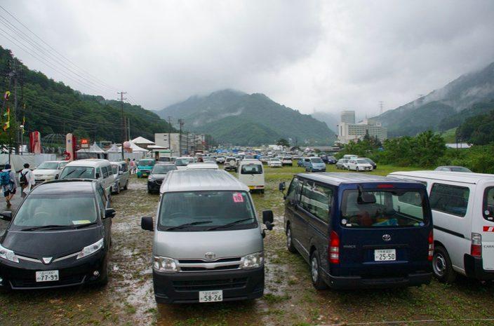 フジロックのオススメ駐車場まとめ!予約できる民間駐車場から当日入れる駐車場まで